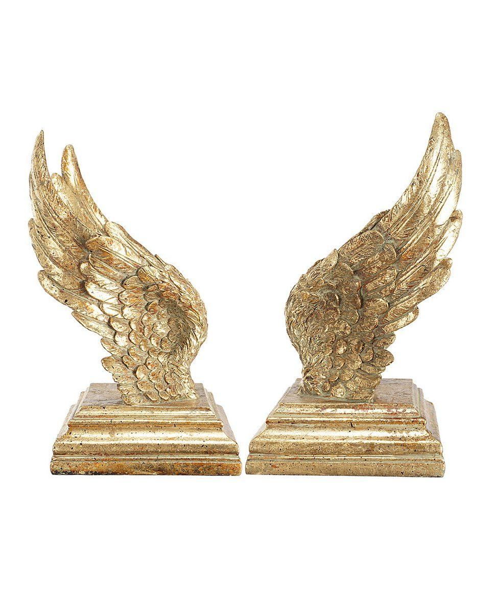 Take A Look At This Soar Wings Bookends Today! (View 11 of 20)