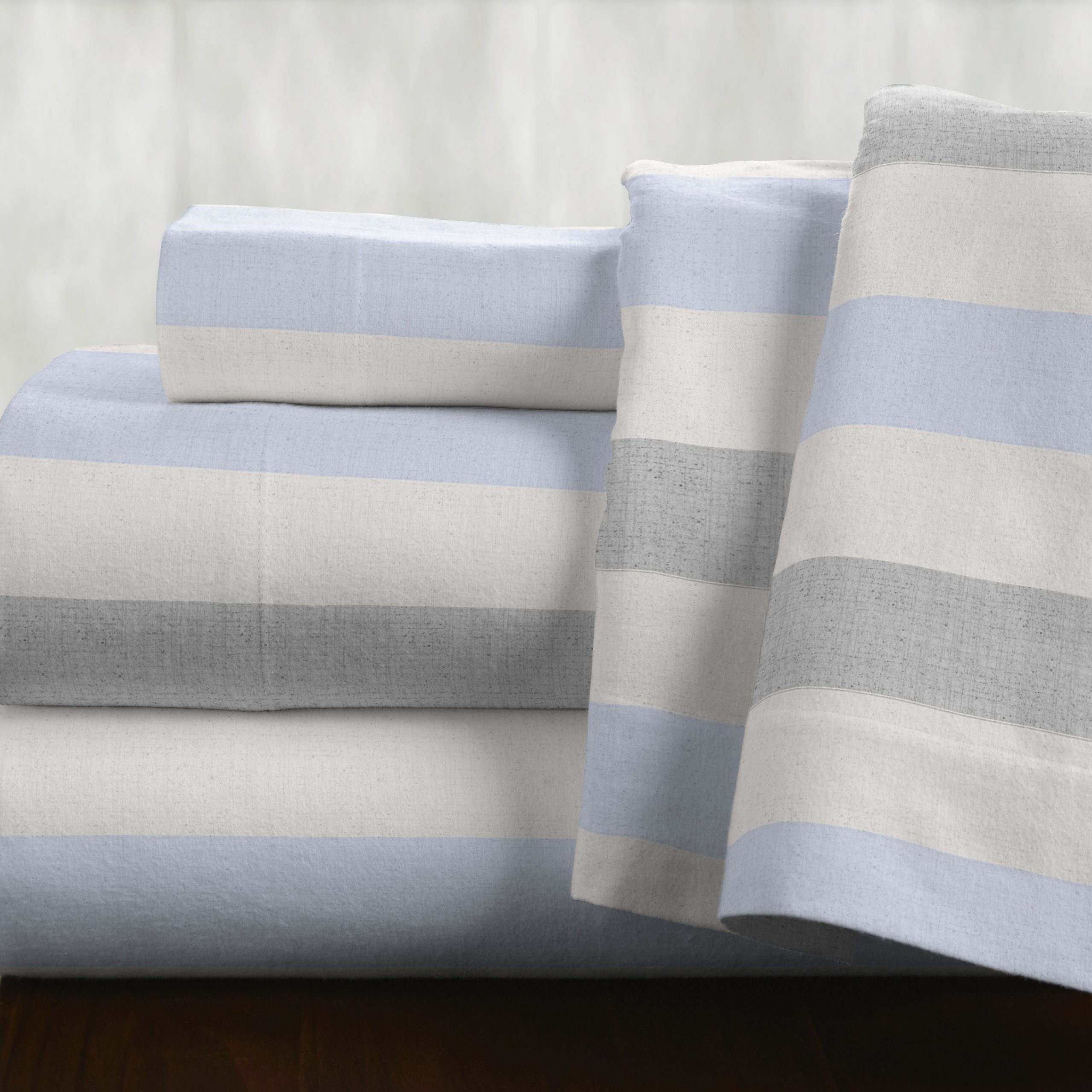 [%talbot Striped 100% Cotton Flannel Sheet Set Within Trendy Swallows Wall Decor (set Of 6) By Highland Dunes|swallows Wall Decor (set Of 6) By Highland Dunes In Latest Talbot Striped 100% Cotton Flannel Sheet Set|fashionable Swallows Wall Decor (set Of 6) By Highland Dunes For Talbot Striped 100% Cotton Flannel Sheet Set|popular Talbot Striped 100% Cotton Flannel Sheet Set Within Swallows Wall Decor (set Of 6) By Highland Dunes%] (View 6 of 20)