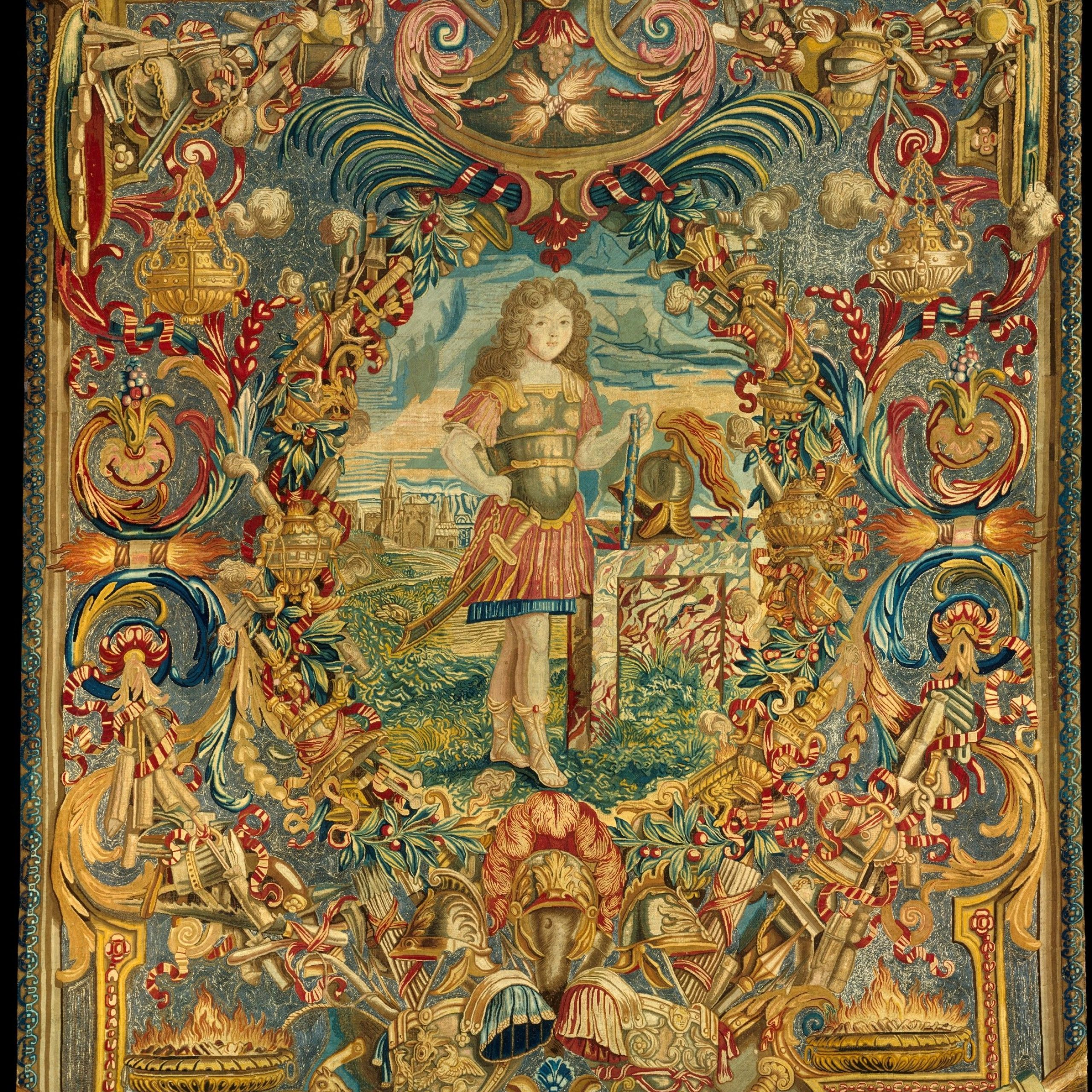 Tapestry, Art, Medieval Tapestry (View 12 of 20)