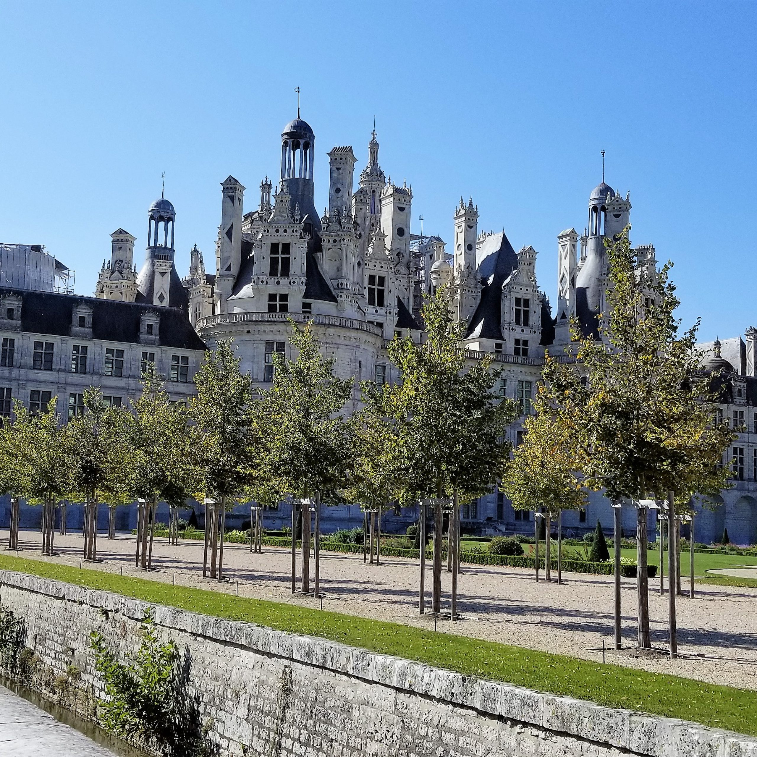 The Château De Chambord – The Beary Good Adventures Intended For Most Current Chambord Castle I European Wall Hangings (View 17 of 20)
