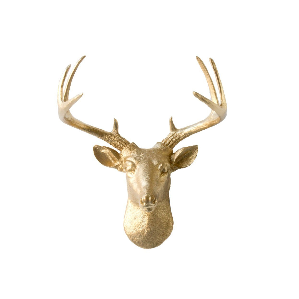 The Frankfurt Deer Head Wall Décor Pertaining To 2019 Cheap Fake Deer Head Mount, Find Fake Deer Head Mount Deals (View 10 of 20)