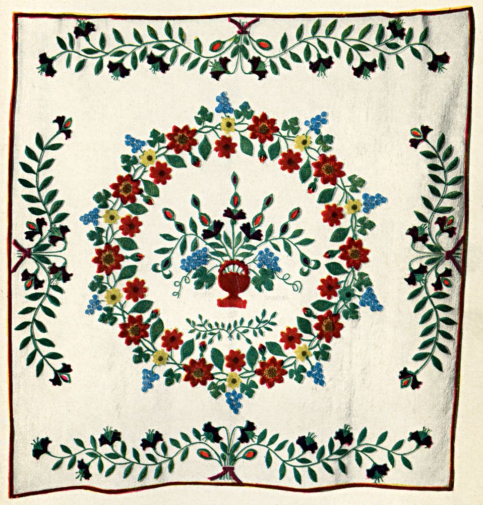 The Project Gutenberg Ebook Of Quilts,marie D (View 14 of 20)