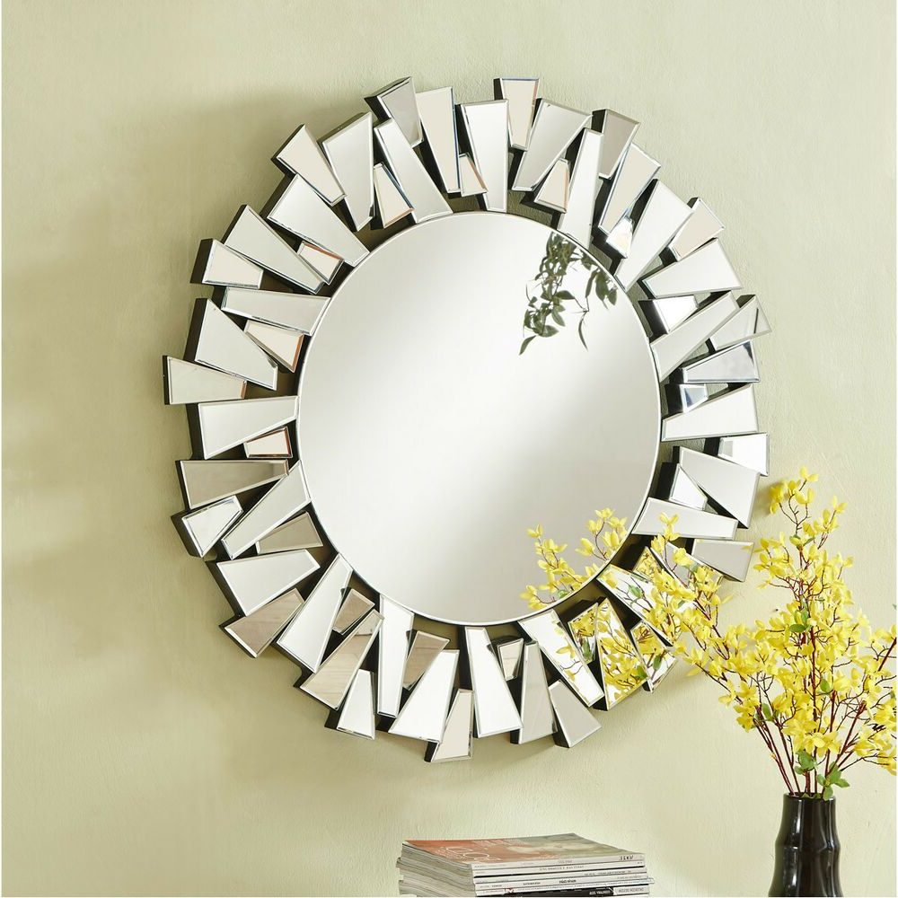 This Is A Beautiful Large Modern Style Mirror For Hallway For Fashionable Wall Décor By Latitude Run (View 18 of 20)