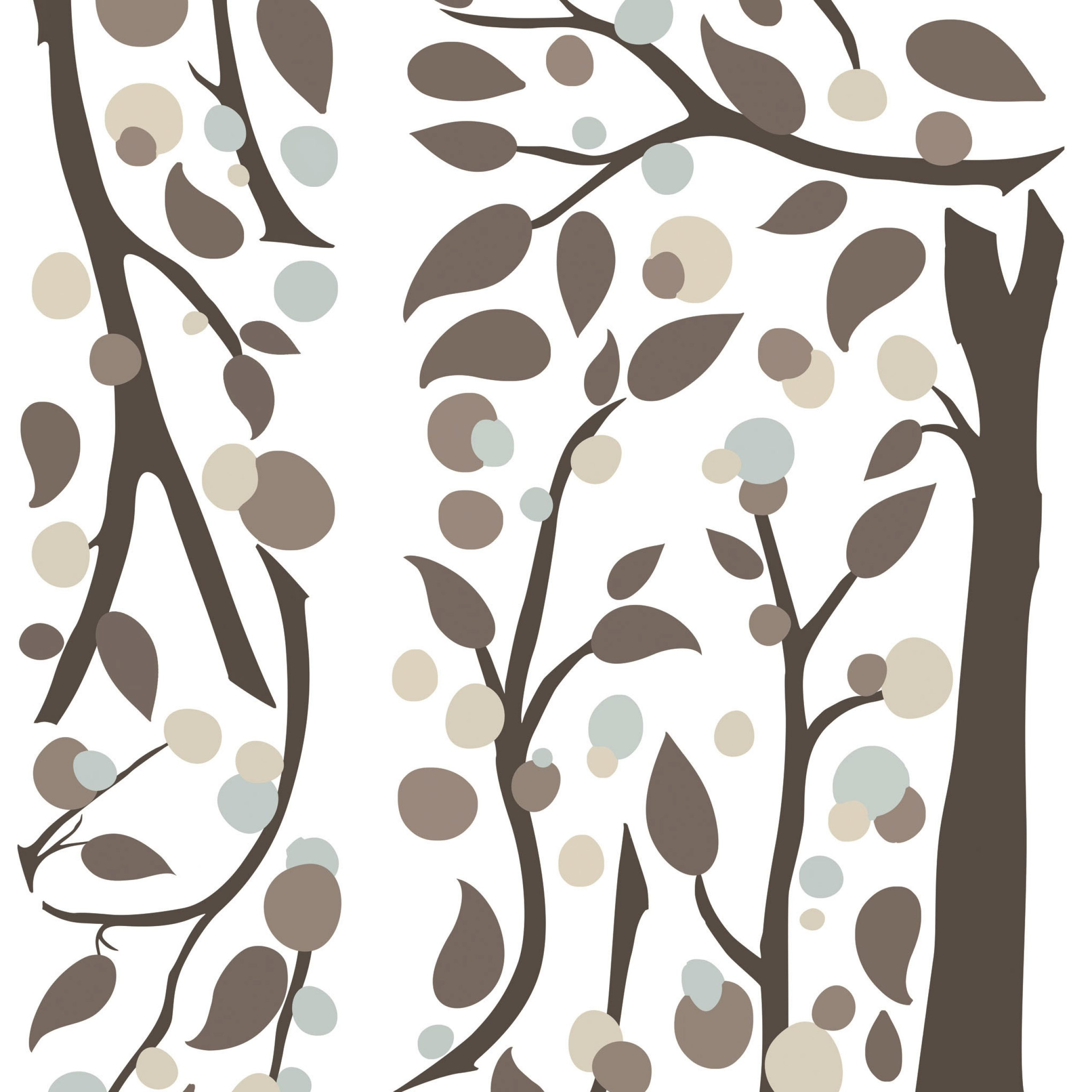 Tree Wall Décor By Winston Porter In Most Recently Released Mod Tree Peel And Stick Giant Wall Decal (View 4 of 20)