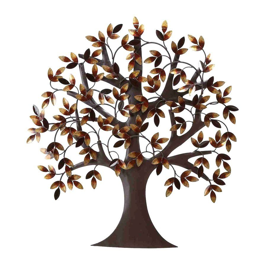 Tree Wall Décor By Winston Porter Regarding Most Popular Tree Metal Wall Décor (View 2 of 20)