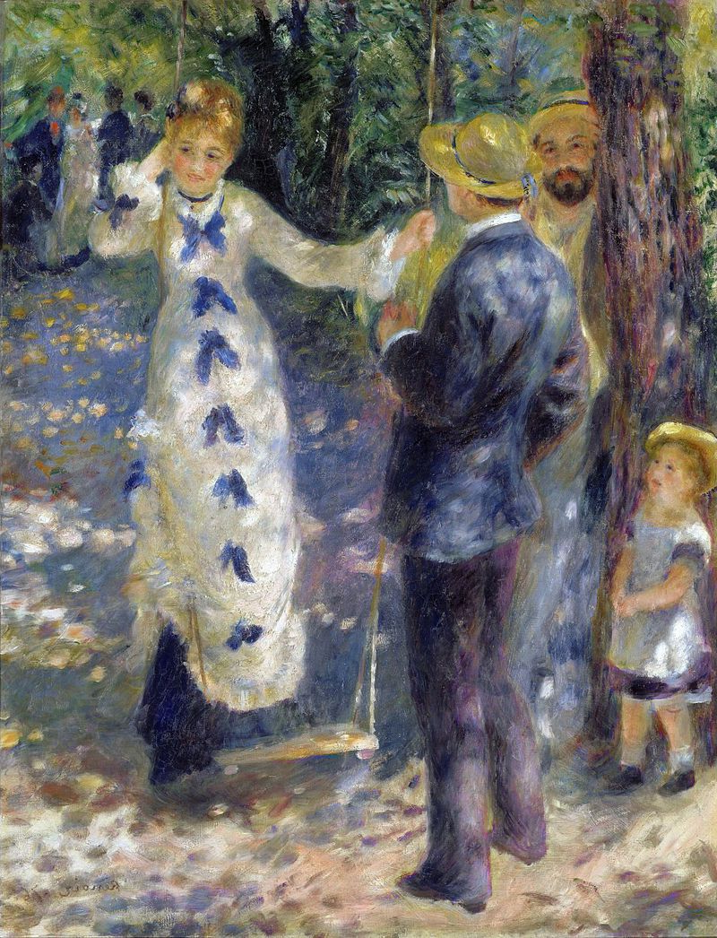 Um Dos Maiores Pintores With Regard To Blended Fabric Spring Bouquet By Renoir Tapestries (View 17 of 20)