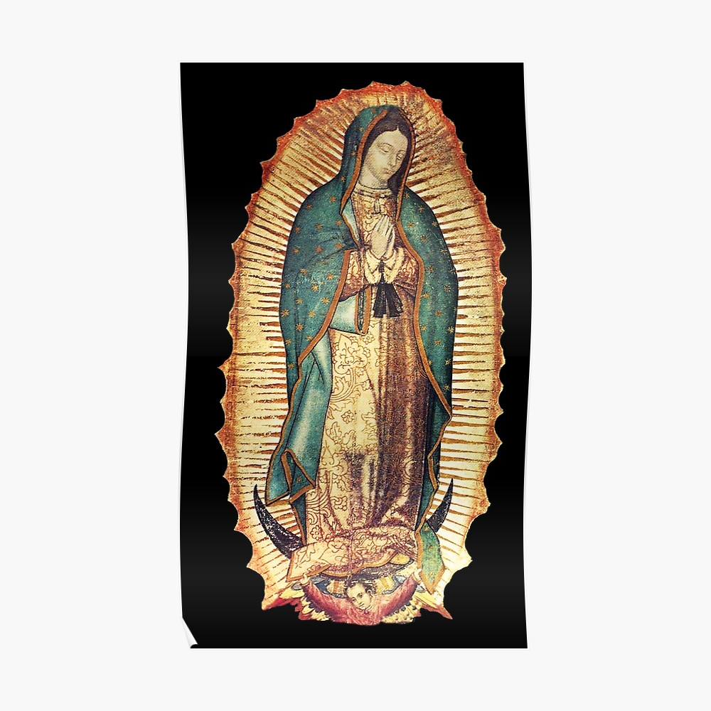 Virgin Mary. Our Lady Of Guadalupe (View 20 of 20)