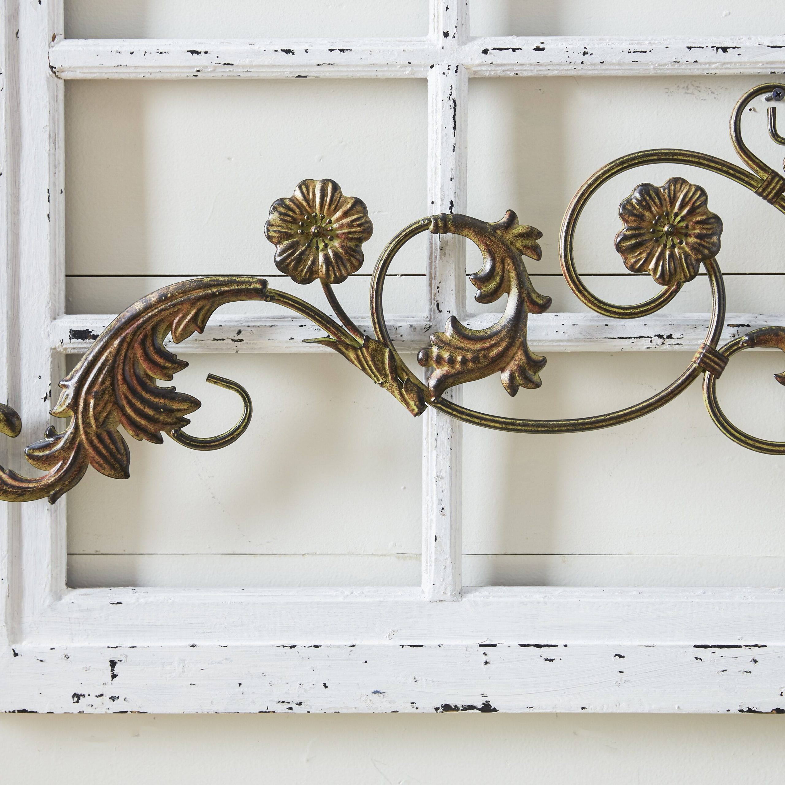 Wall Décor By Charlton Home In Most Up To Date Square Wrought Iron Wall Decor (page 1) – Line (View 15 of 20)