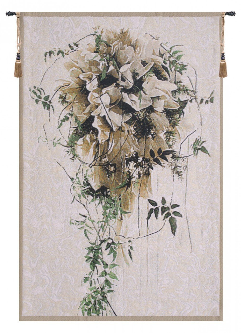 Wayfair Intended For Fashionable Blended Fabric Spring Bouquet By Renoir Tapestries (View 13 of 20)