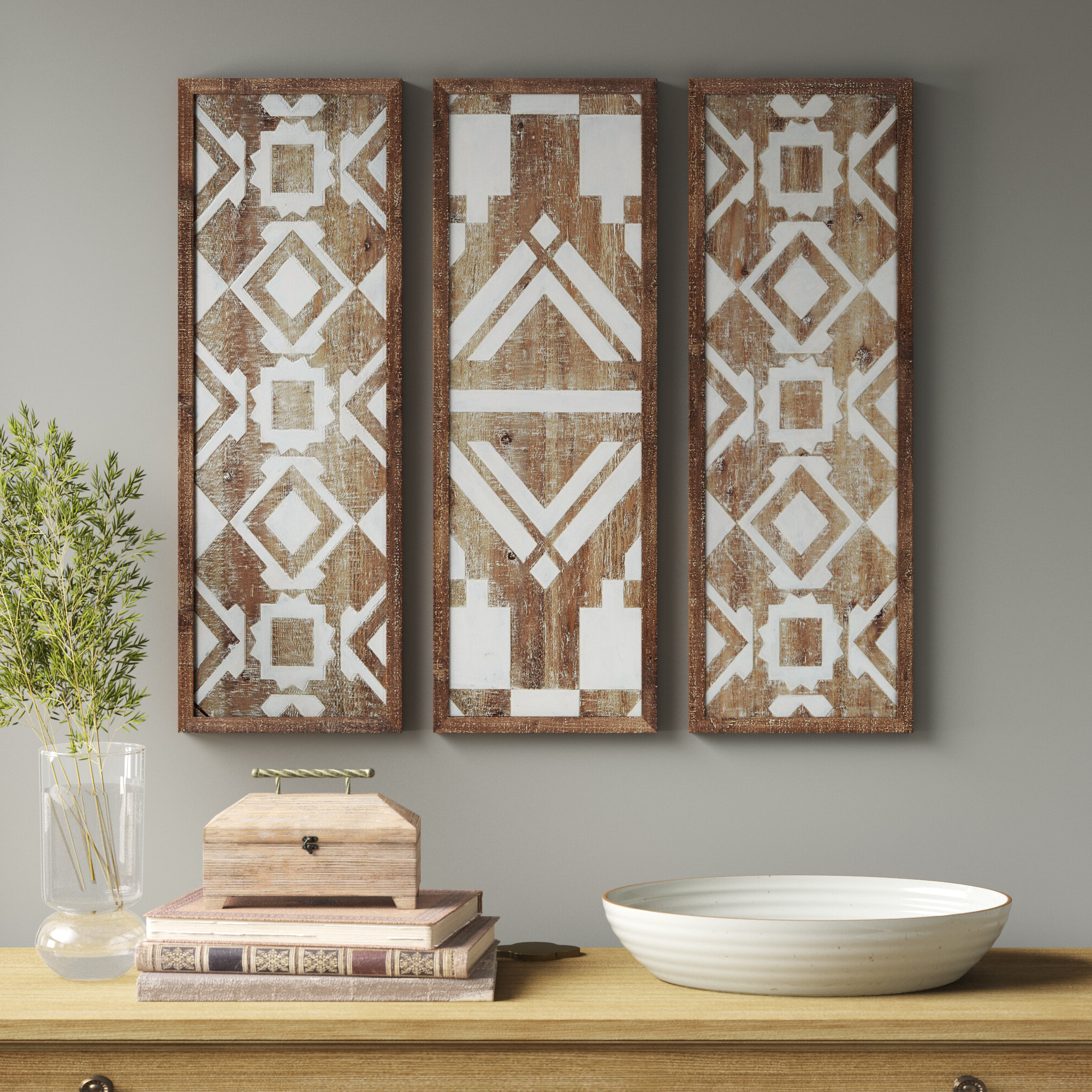 Wayfair Regarding 3 Piece Prisma Wall Décor Set (View 19 of 20)