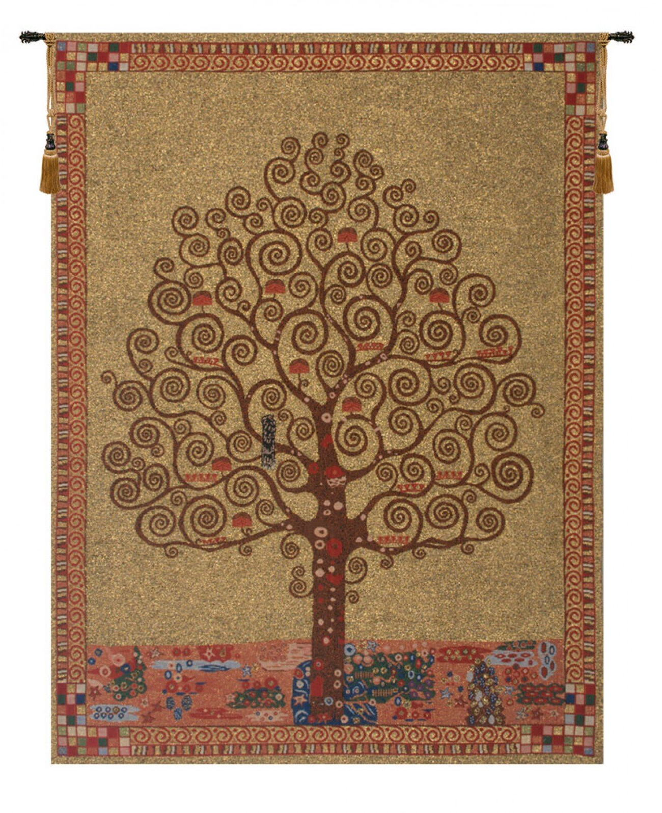 Wayfair Throughout Most Recently Released Blended Fabric Hohl Wall Hangings With Rod (View 6 of 20)