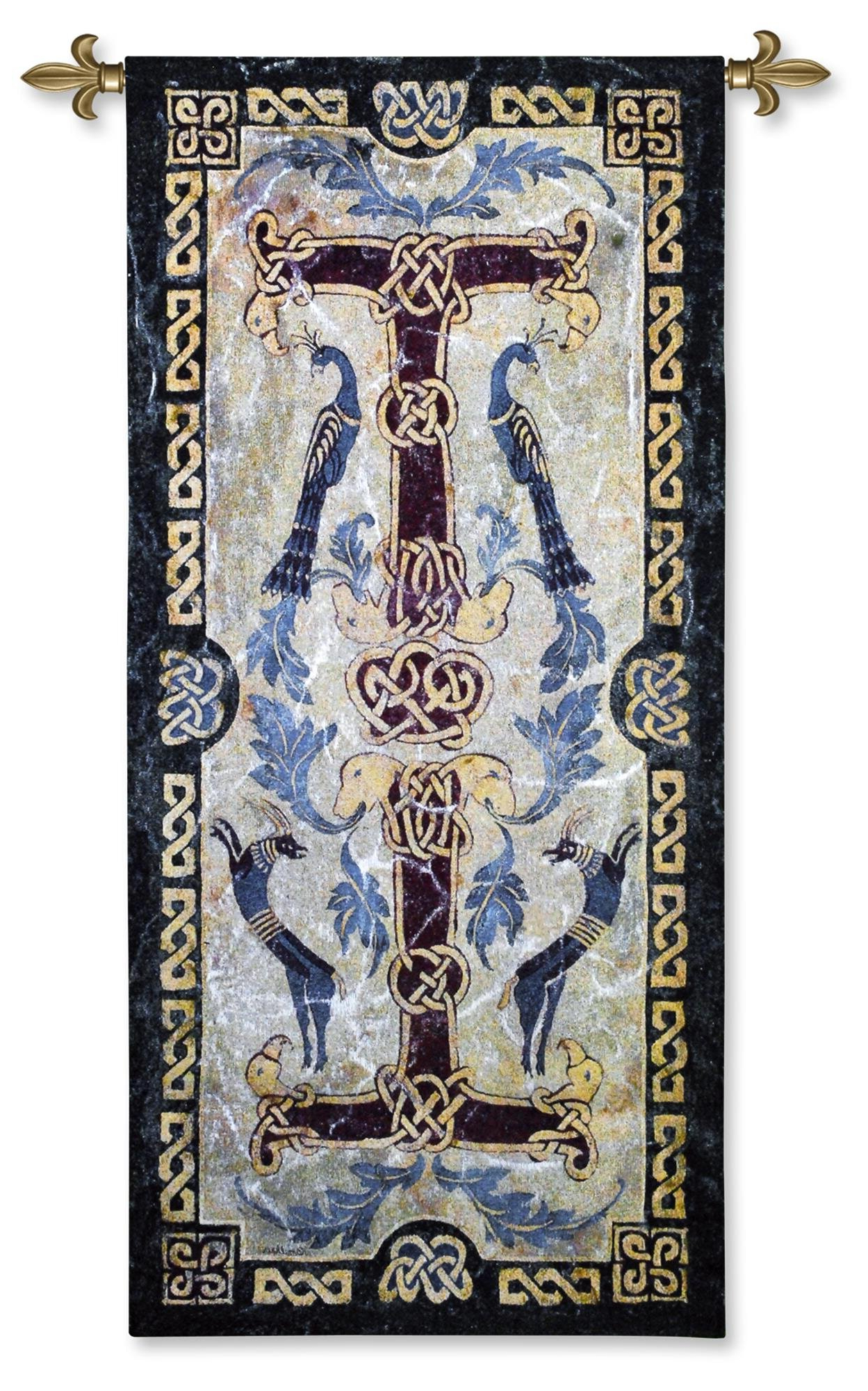 Well Known Blended Fabric Garden Of Gethsemane Tapestries And Wall Hangings Within Spiritual & Inspirational Tapestries You'll Love In (View 11 of 20)