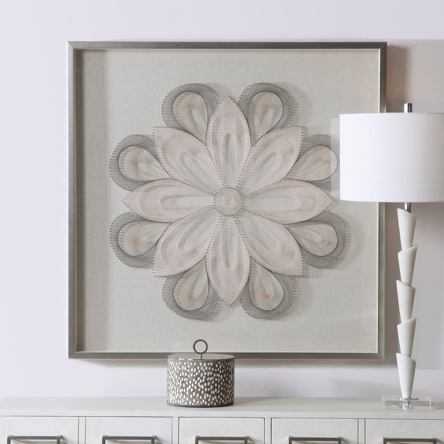 Well Known Floral Shadow Box Wall Décor For Wall Décor By Brayden Studio (View 5 of 20)