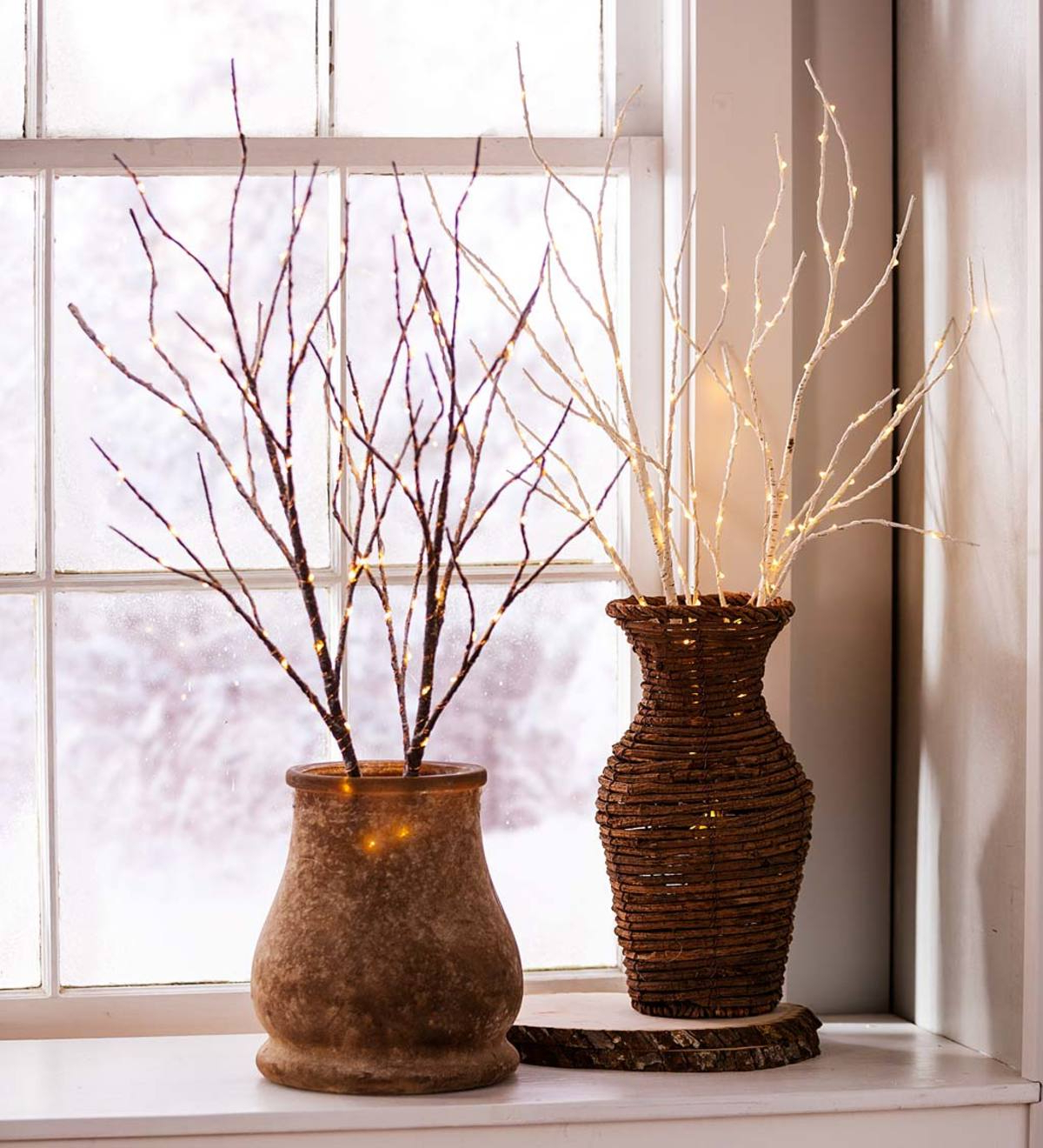 Well Known Tree Branch Wall Décor By Fleur De Lis Living Throughout Indoor/outdoor Lighted Birch Branches, Set Of (View 18 of 20)