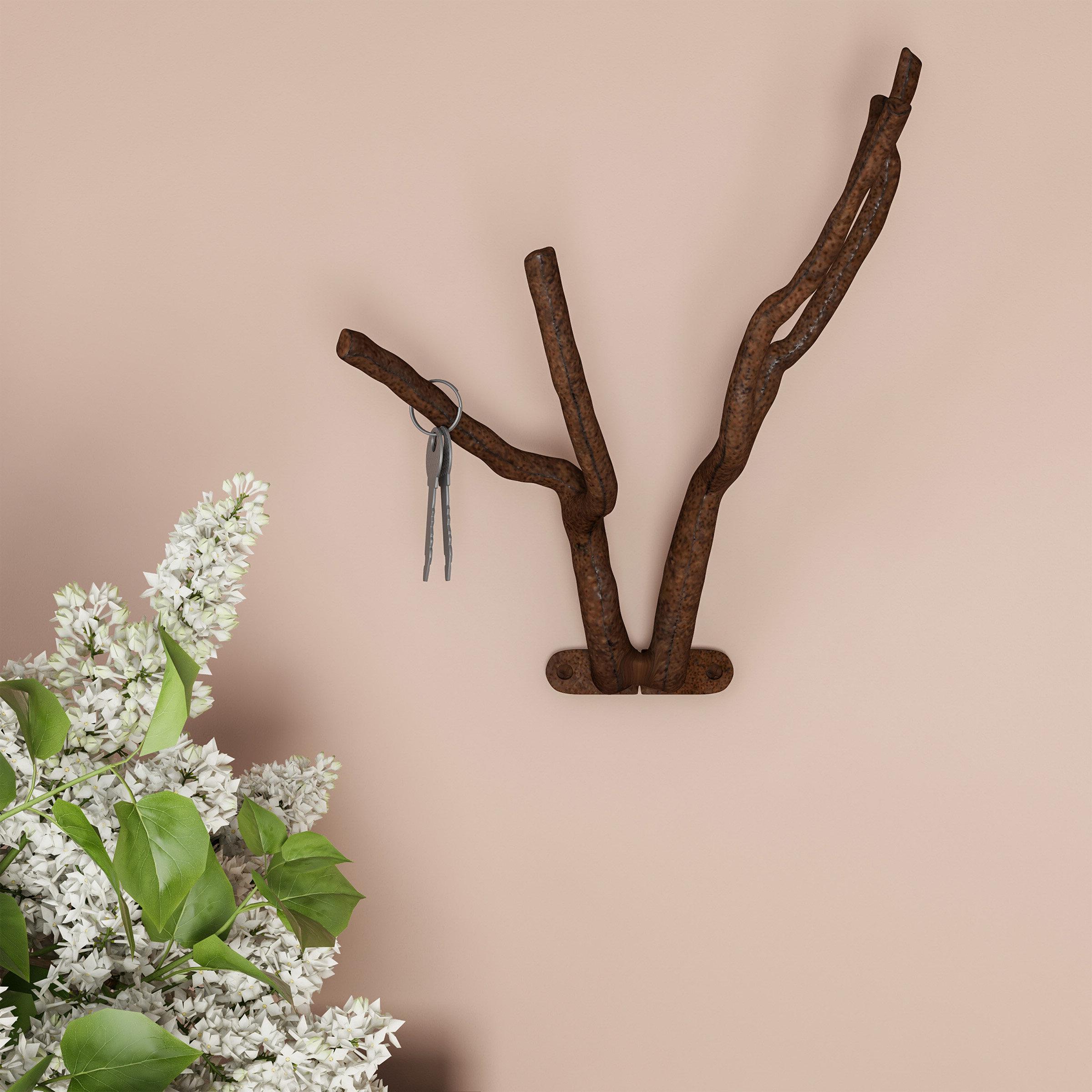 Well Liked Fleur De Lis Living Coat Racks & Umbrella Stands You'll Love In Tree Branch Wall Décor By Fleur De Lis Living (View 4 of 20)