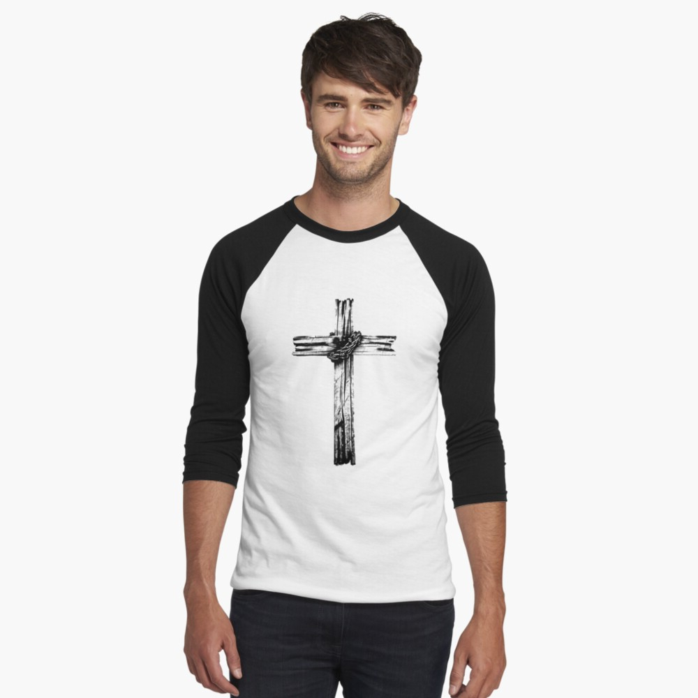 """Widely Used The Old Rugged Cross"""" T Shirtdigitaleclectic (View 11 of 20)"""