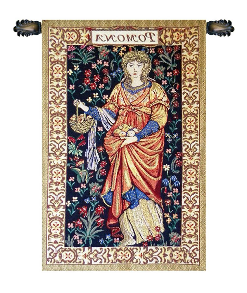 Widely Used The Pomona Tapestry Wholesale A – H 39 X W 22 Wall Tapestry – Walmart For Blended Fabric The Pomona Wall Hangings (View 6 of 20)