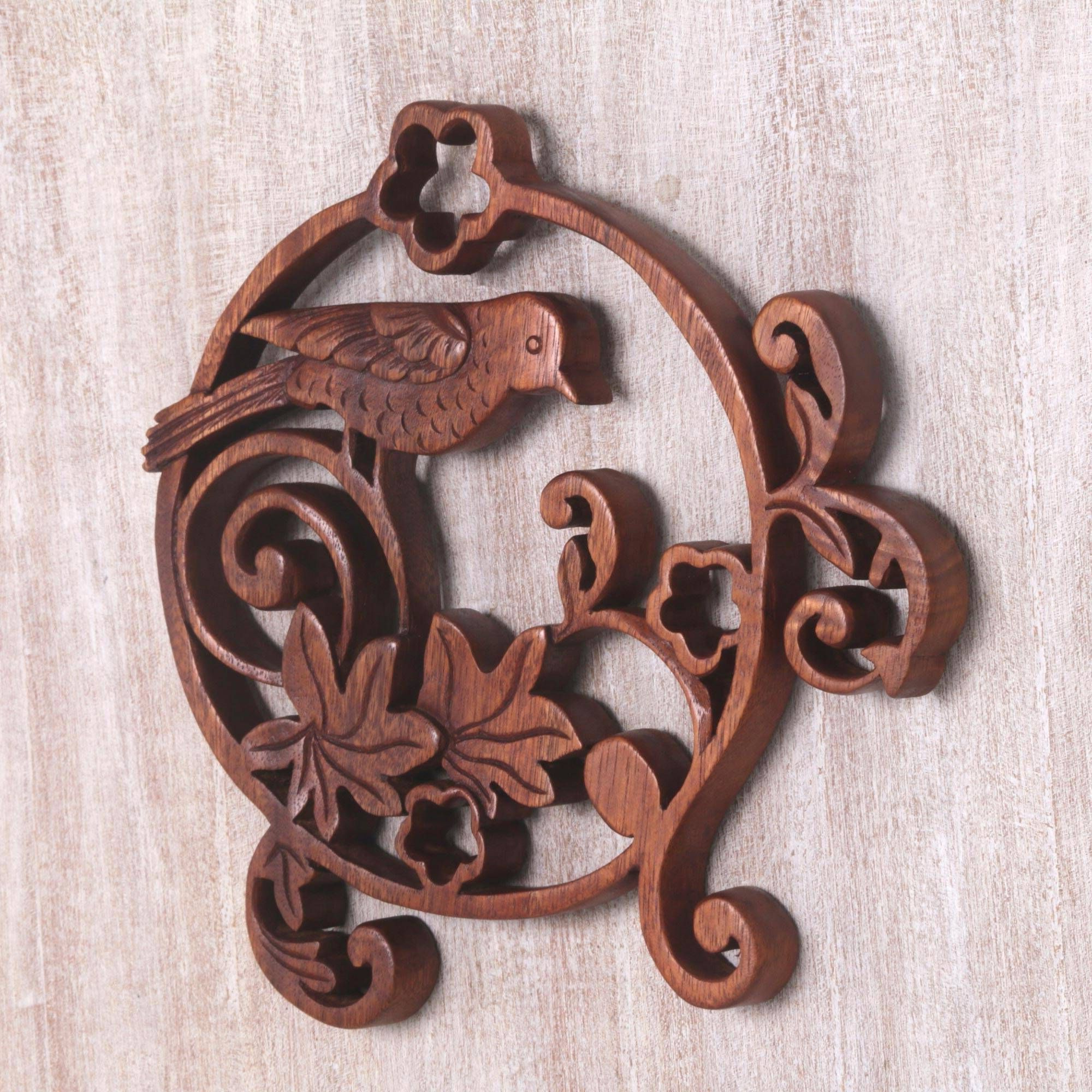 Window Wall Decor Pertaining To Brown Panel Wall Décor By World Menagerie (View 11 of 20)
