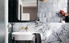 Hanging Wall Mirrors for Bathroom