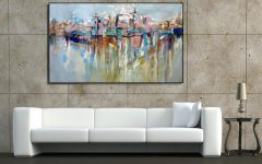 Large Modern Wall Art