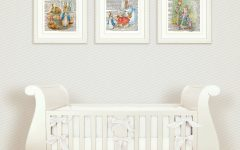 Peter Rabbit Nursery Wall Art