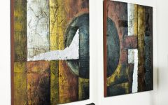 Dwell Abstract Wall Art