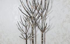 Kohls Metal Tree Wall Art