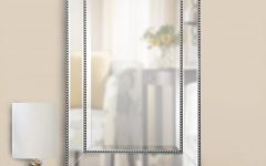 Beaded Wall Mirrors