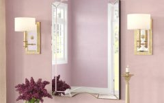 Ekaterina Arch/crowned Top Wall Mirrors