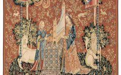 Dame a La Licorne I Tapestries