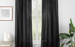 Vue Elements Priya Tab Top Window Curtains