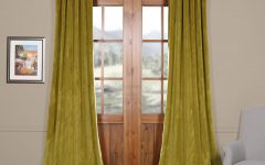 Heritage Plush Velvet Curtains