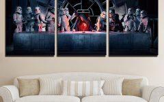 3 Piece Star Wall Decor Sets