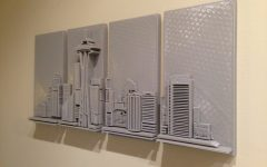 3d Printed Wall Art