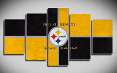Steelers Wall Art