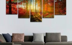 Modern Painting Canvas Wall Art