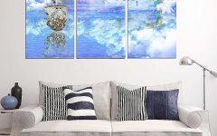 7 Piece Canvas Wall Art