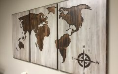 Maps For Wall Art