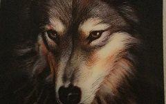 Wolf 3d Wall Art