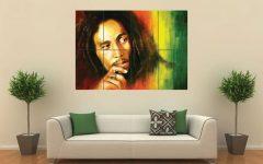 Bob Marley Wall Art