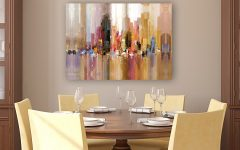 Canvas Wall Art for Dining Room