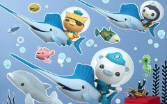 Octonauts Wall Art