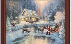 Christmas Framed Art Prints
