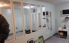 Gym Full Wall Mirrors