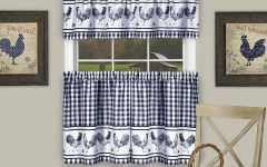 Barnyard Window Curtain Tier Pair and Valance Sets