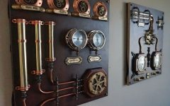 Steampunk Wall Art