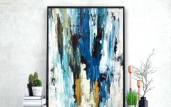 Abstract Wall Art Canada