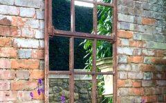 Garden Wall Mirrors