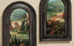 Italian Overlook Framed Wall Art Sets