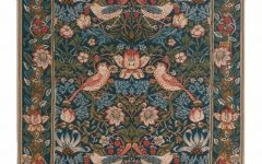 Birds Face to Face I European Tapestries